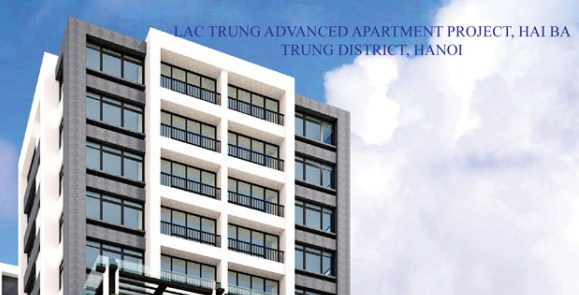 Lac Trung Advanced apartment Project